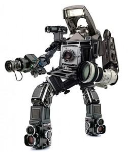 Camera-Robot