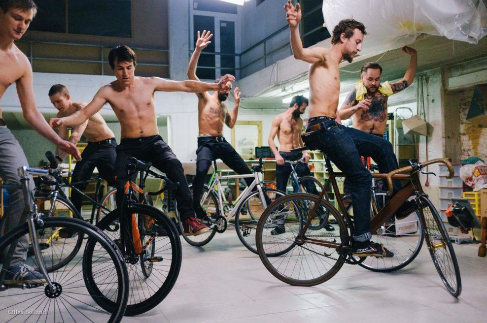 Punks on Bikes